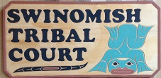 Court Sign Small